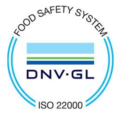 ISO 22000 Food Safety System